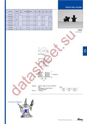 PPR-5050B datasheet скачать даташит